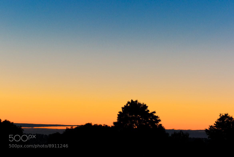 Photograph Sunrise by Jip van Kuijk on 500px