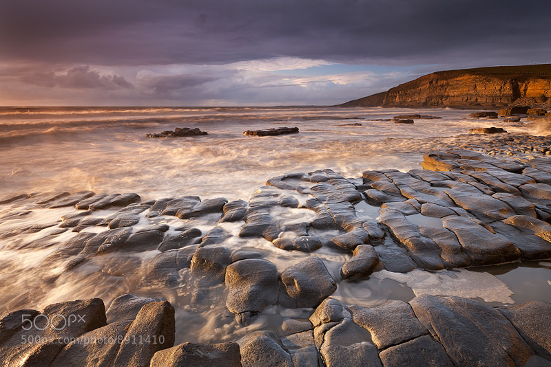 Photograph Dunraven Day's End by Adam Burton on 500px