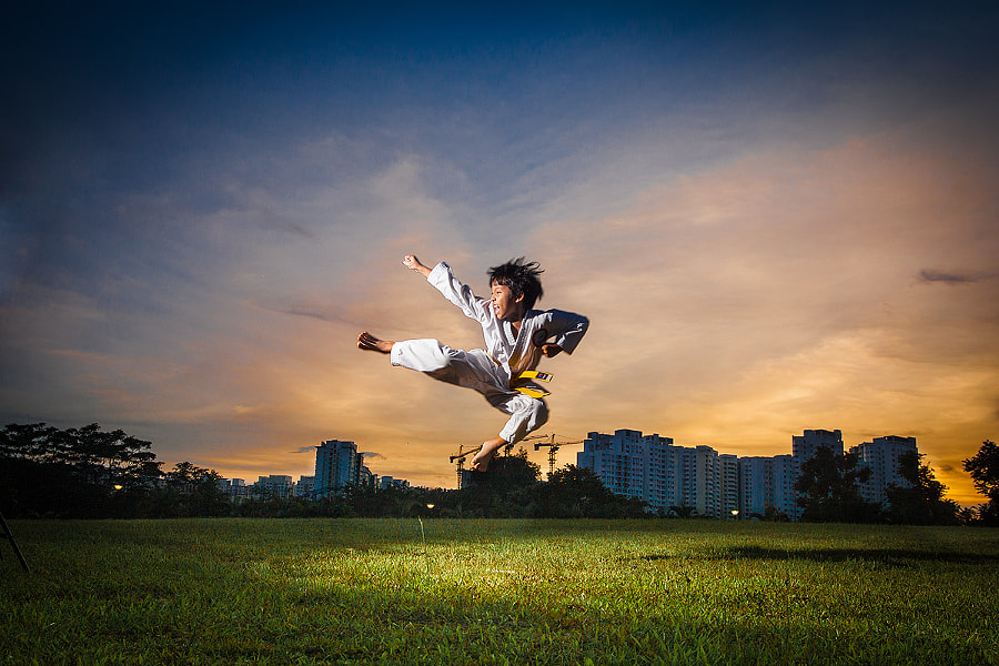 Karate Kid by Wisnu Haryo Yudhanto on 500px.com