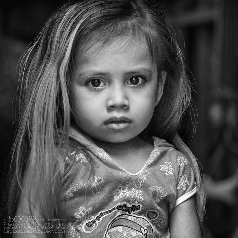 Photograph Her name is Azlina by Syafiq Adnan on 500px