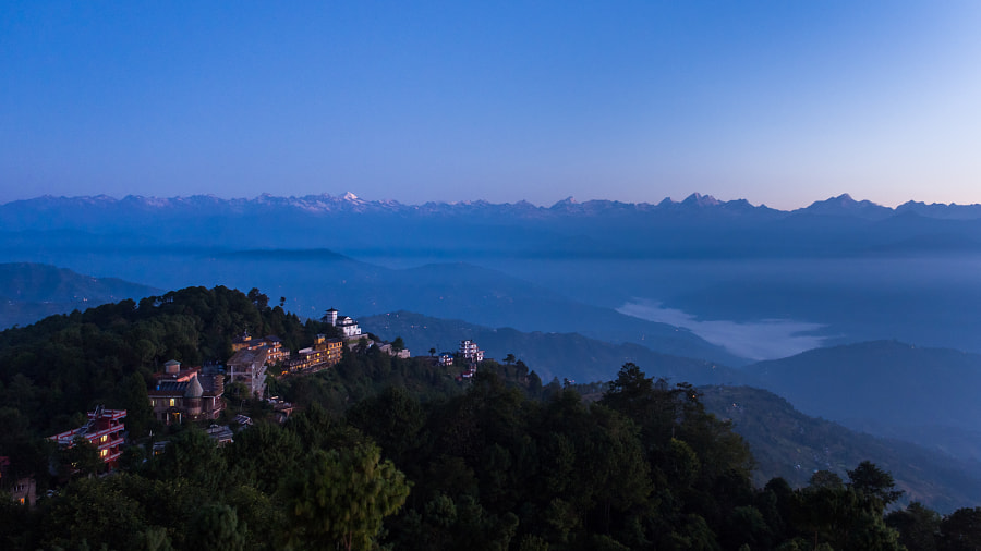 Himalaya Forts by Arnab Chowdry on 500px.com