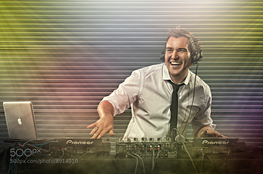 Photograph Rock DJ by Glyn Dewis on 500px
