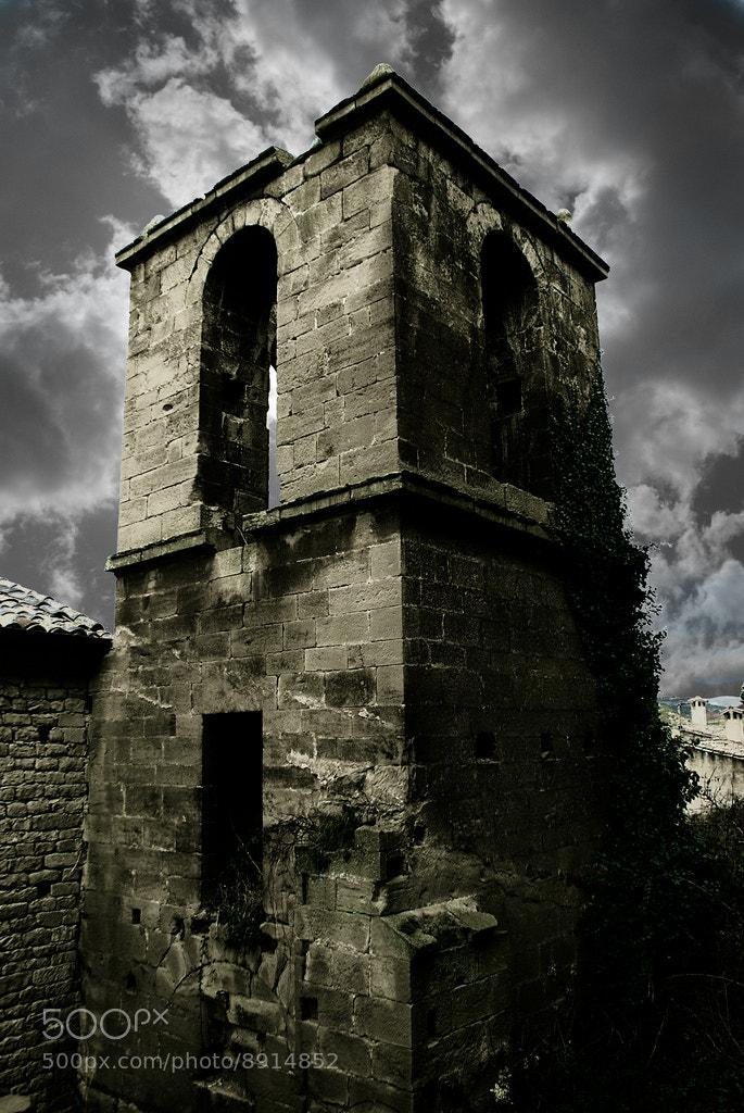 Photograph Dark Tower by Guillermo  García Delgado on 500px