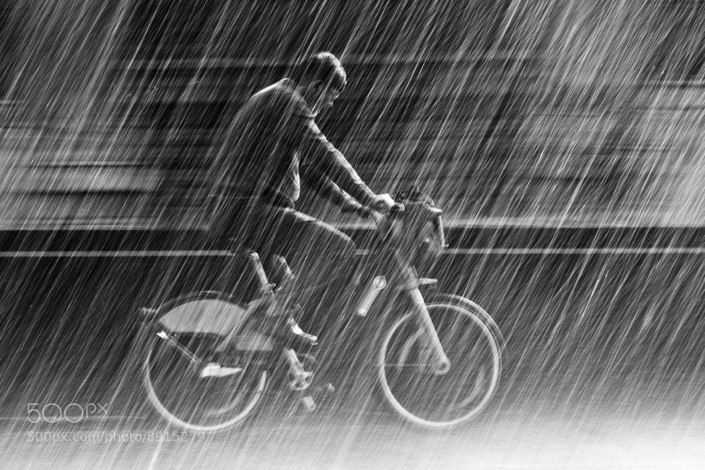 Photograph heavy rain by Christian Müller on 500px