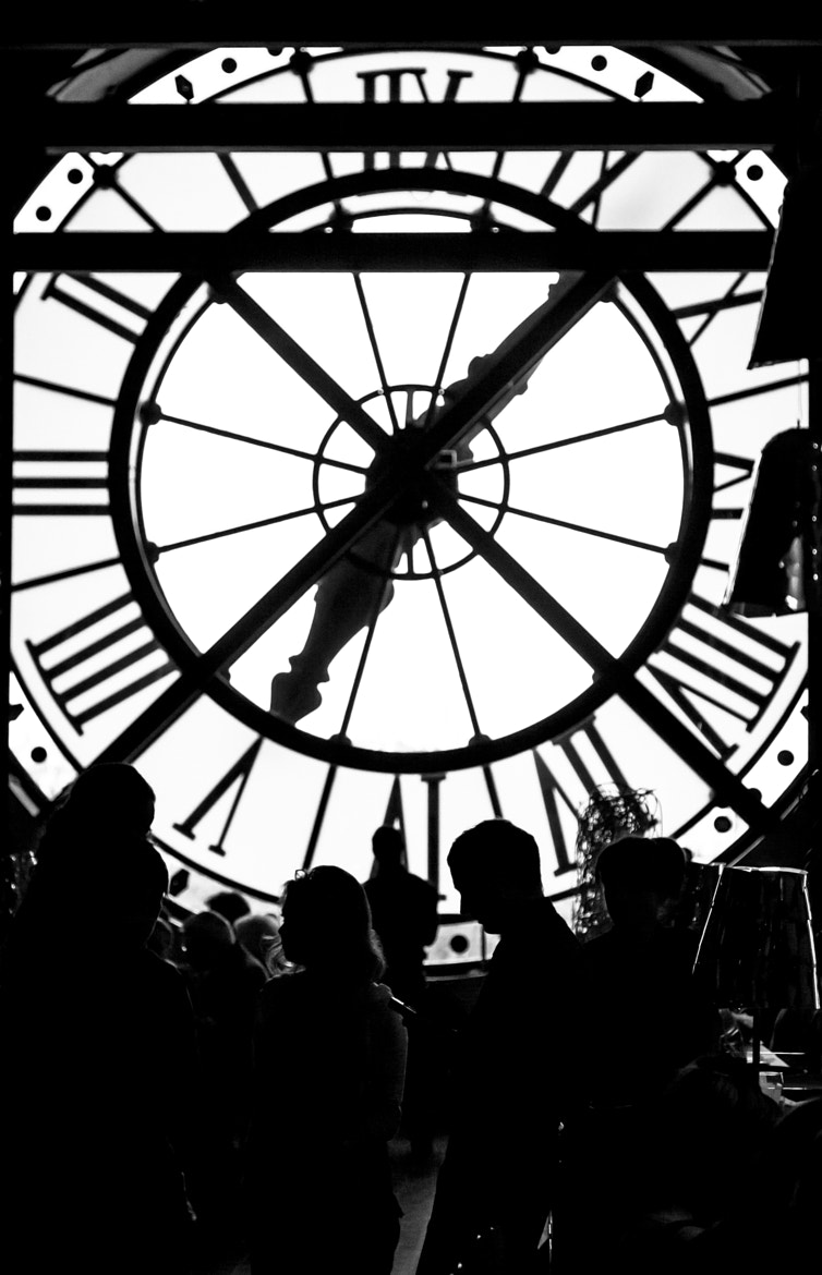 Photograph Reloj del Museo d'Orsay / Museum d'Orsay clock! by Pilar   Silvestre             *Moneypenny* on 500px