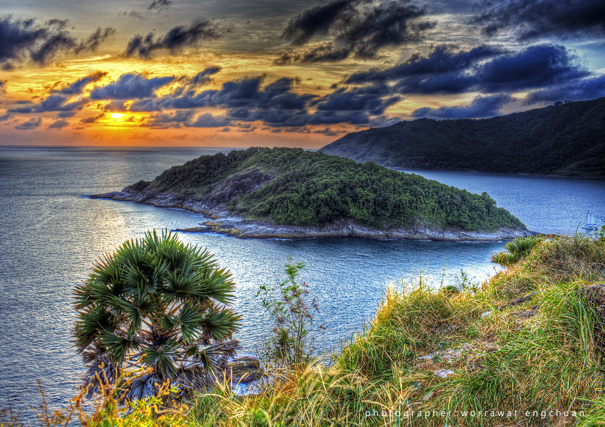 Photograph Promthep cape by Naibank Eng on 500px
