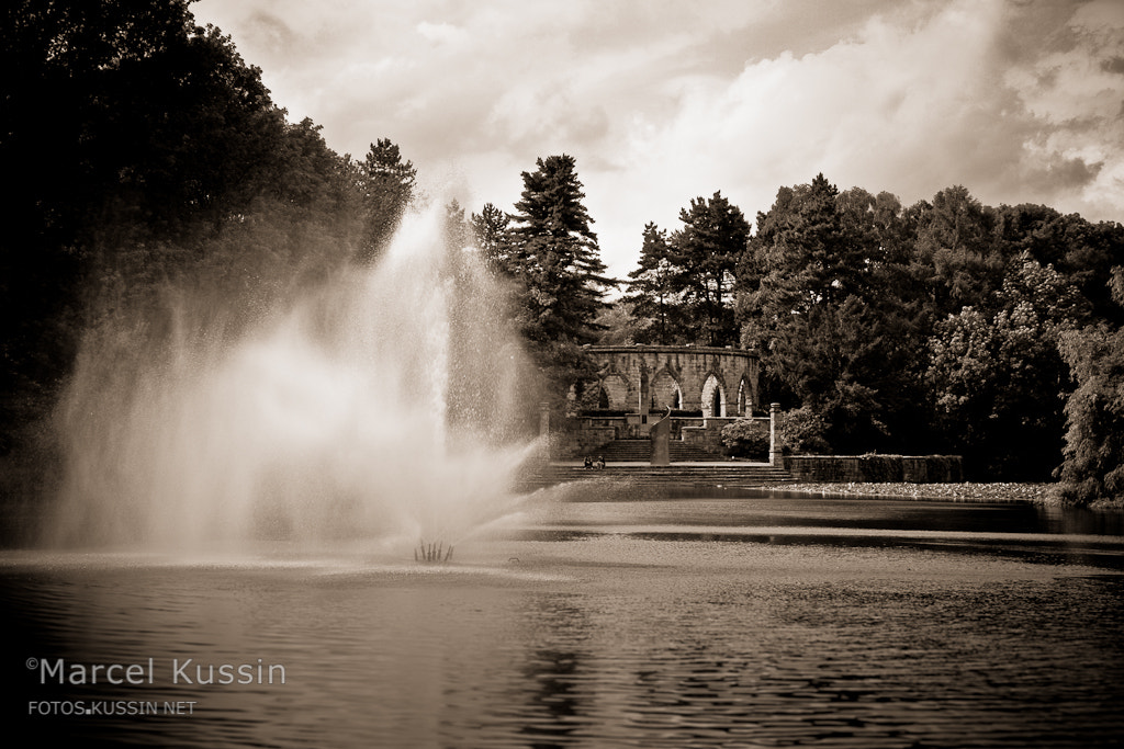 Photograph Fountain by Marcel K on 500px