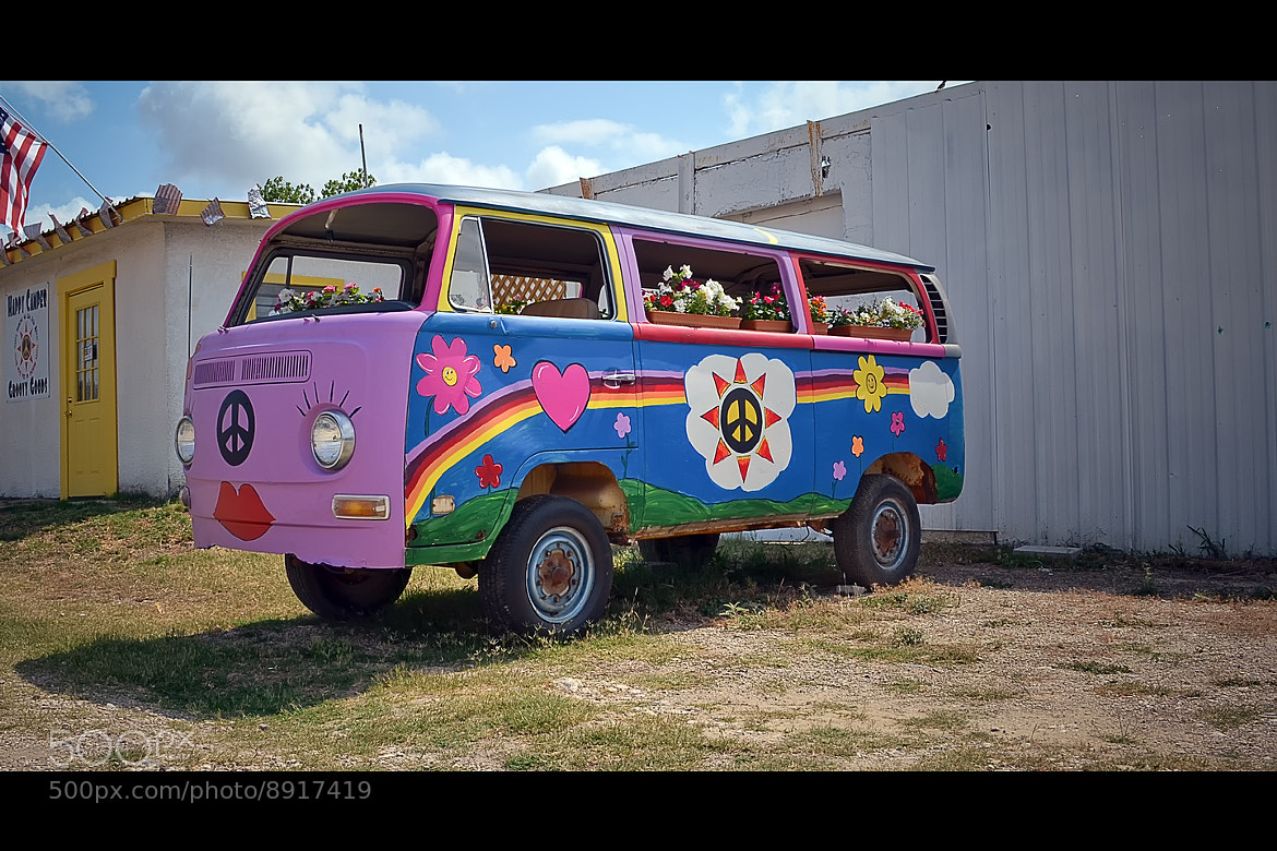 Photograph The Magic Bus by Joe Andrews on 500px