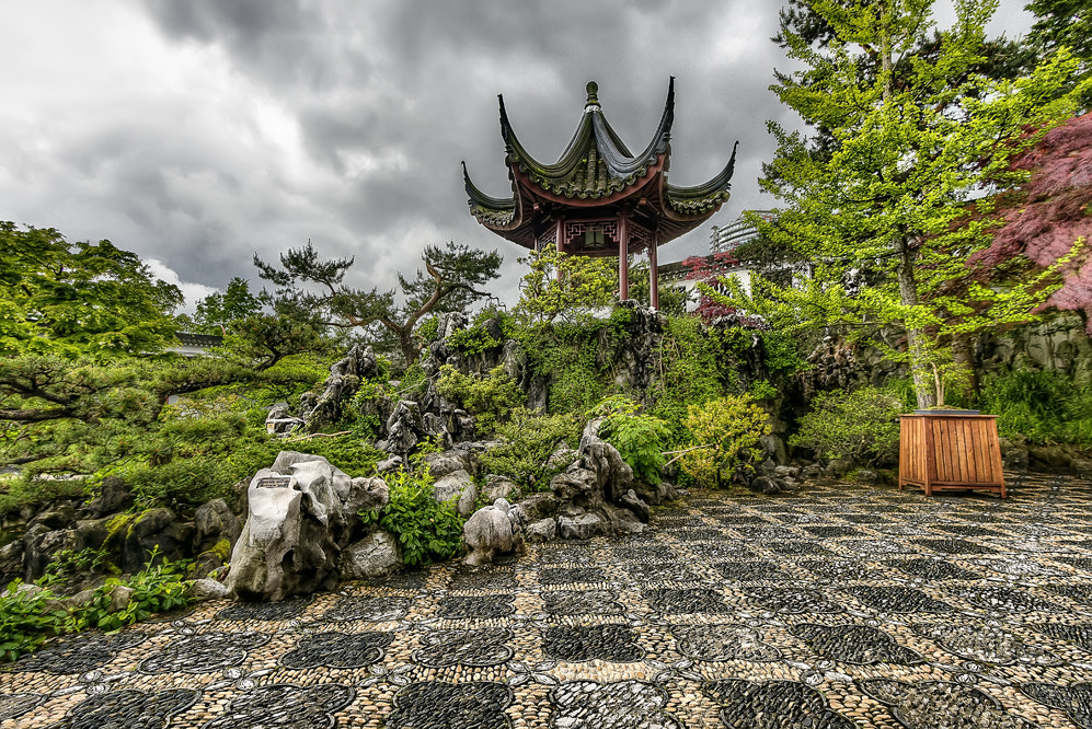 Photograph Chinese Garden - Vancouver by Philippe Brantschen on 500px