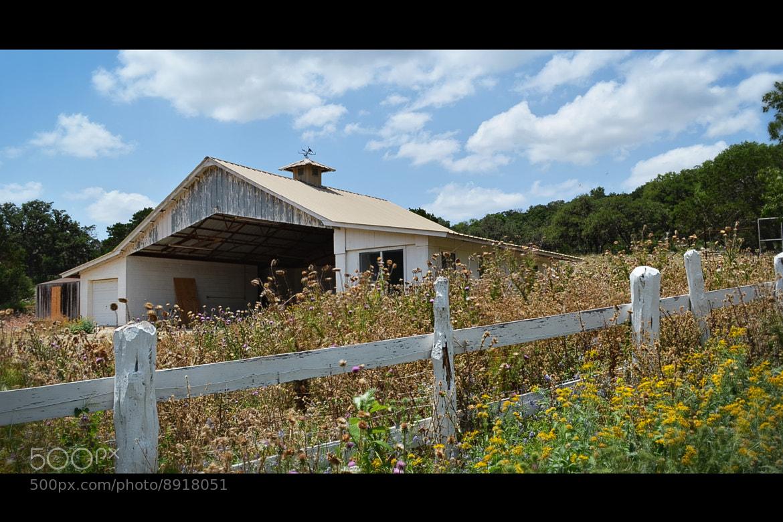 Photograph Sunday House Barn by Joe Andrews on 500px