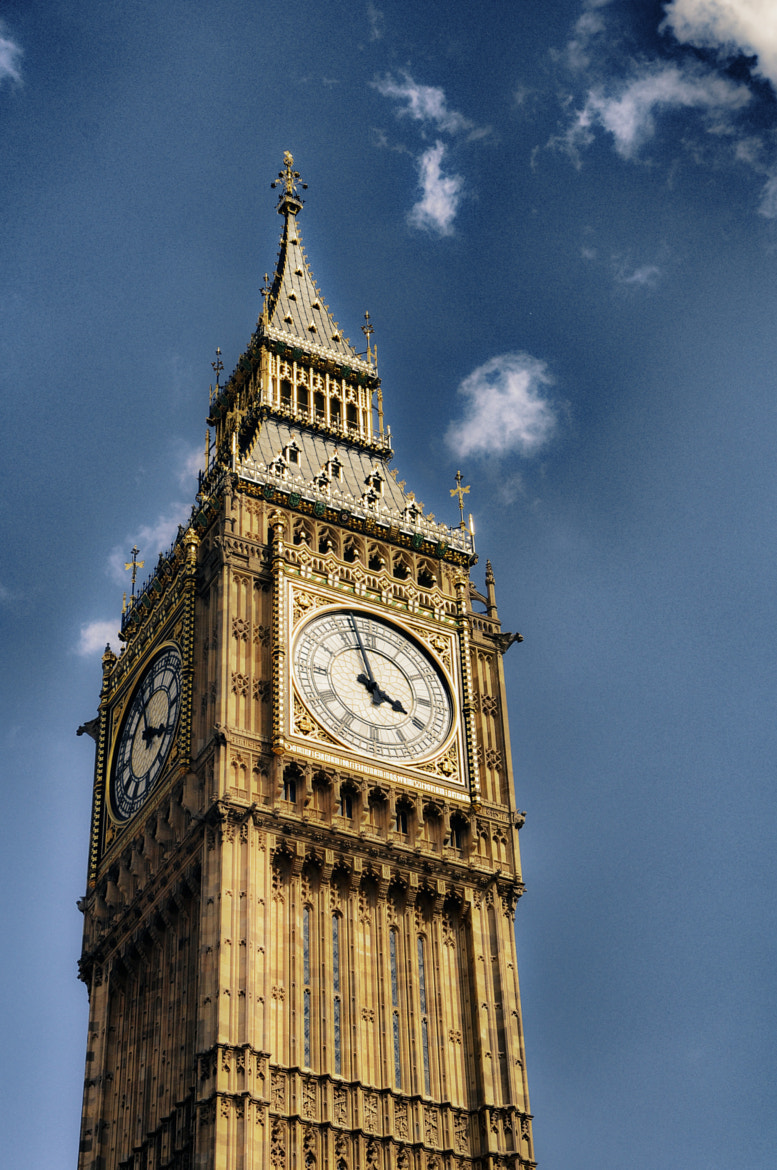 Photograph The Clock of Westminster by Ryan Nicholson on 500px