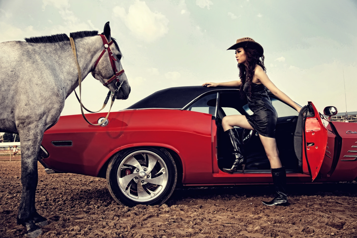Photograph COWGIRL by hieulam photography on 500px