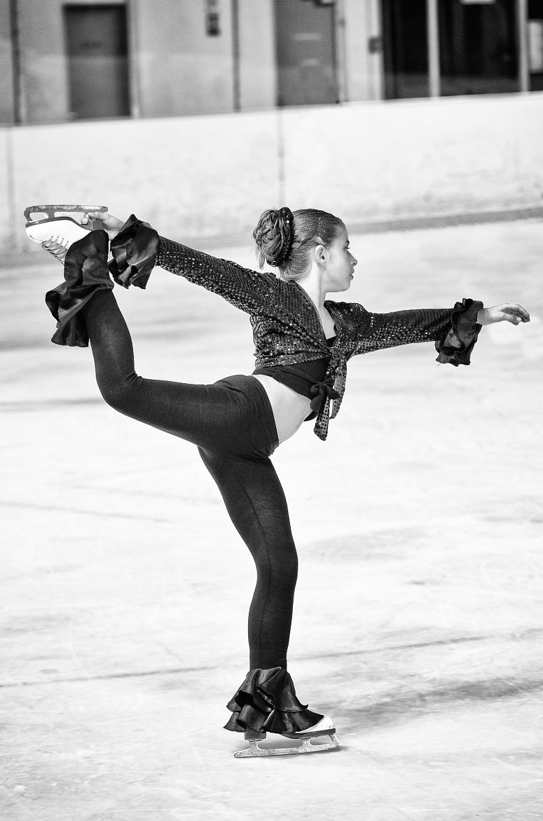 Photograph Figure Skating by Gilles Menghetti on 500px