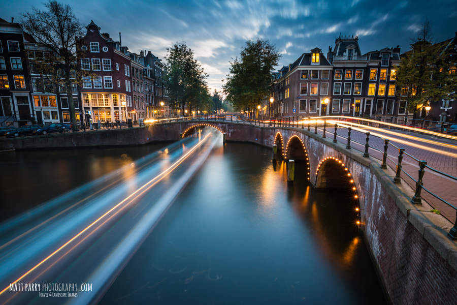 Photograph Amsterdam II by Matt Parry on 500px