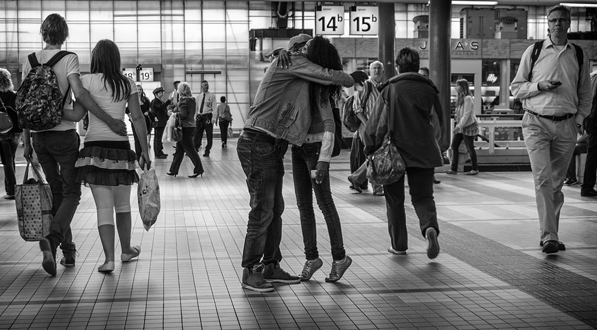 Photograph happy together by Nico Ouburg on 500px