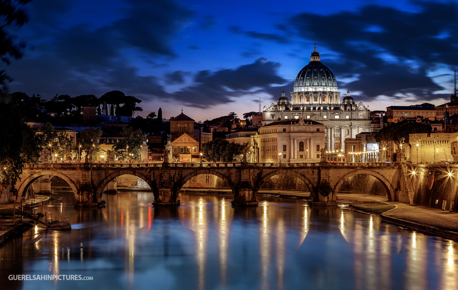 Splendor of Rome by guerel sahin on 500px.com