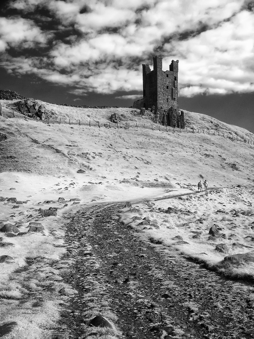 Photograph Lilburn Tower IR by Phil Whittaker on 500px