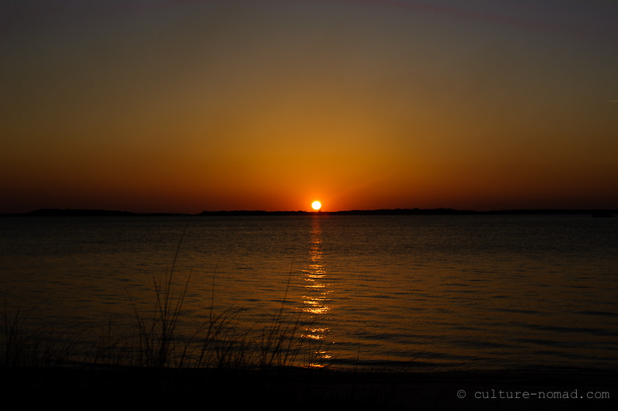 Photograph Sunset by Estelle P on 500px