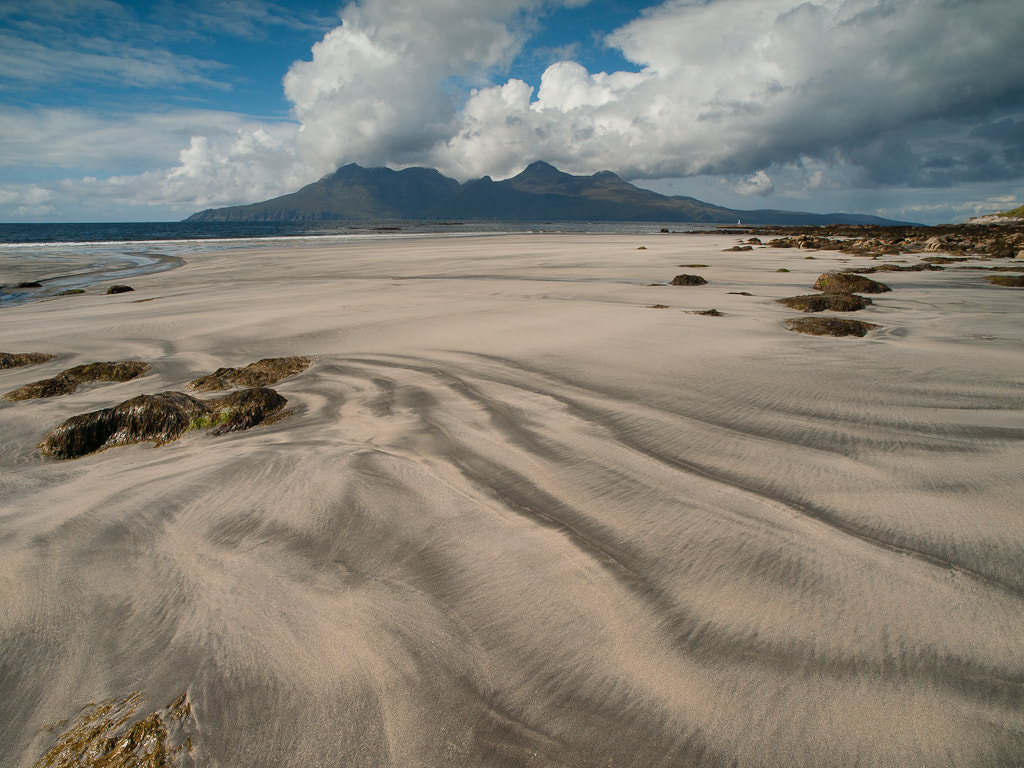 Photograph Sand Patterns, Laig Bay by Keith Muir on 500px