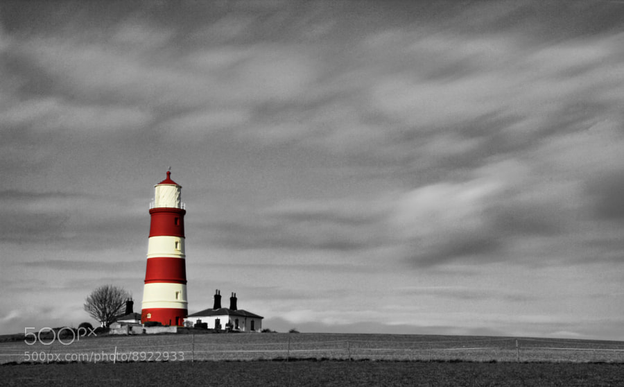 Photograph Happisburgh Lighthouse by Gail Sparks on 500px
