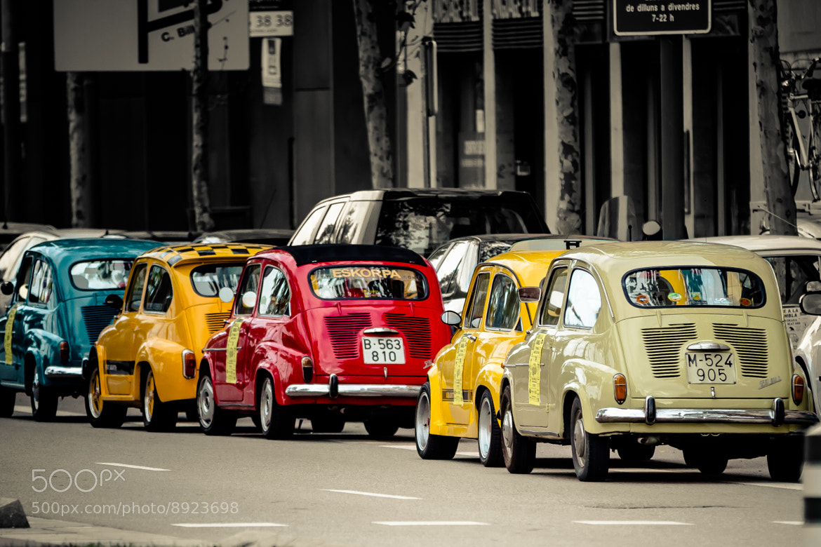 Photograph traffic by Arturas Kerdokas on 500px