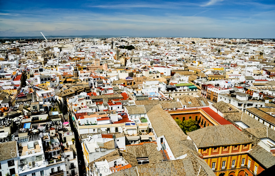 Seville Skyline by Stephen Portlock (SJPortlock)) on 500px.com