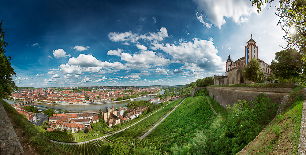 Photograph Fortress Marienberg by Armin Barth on 500px