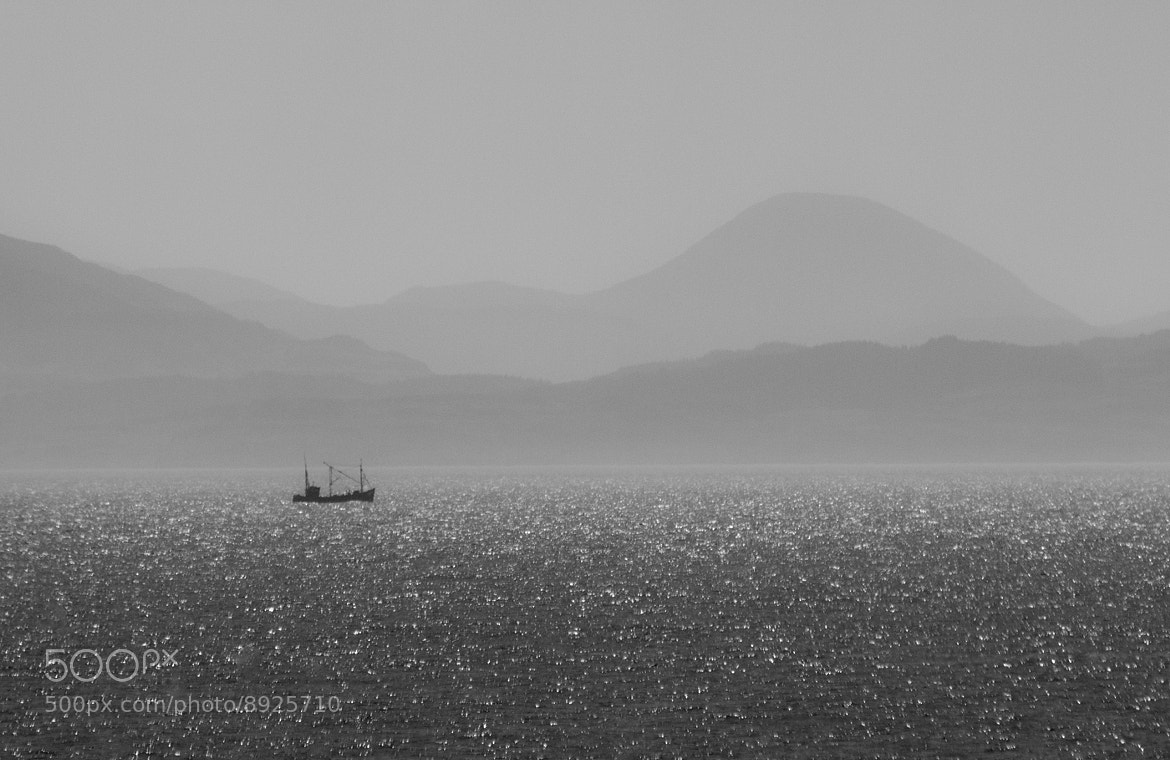 Photograph sailing to the Outer Hebrides by rachel dunsdon on 500px