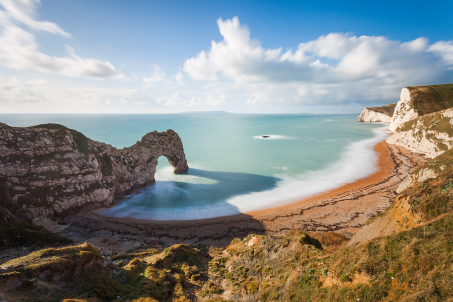 Time at Durdle Door