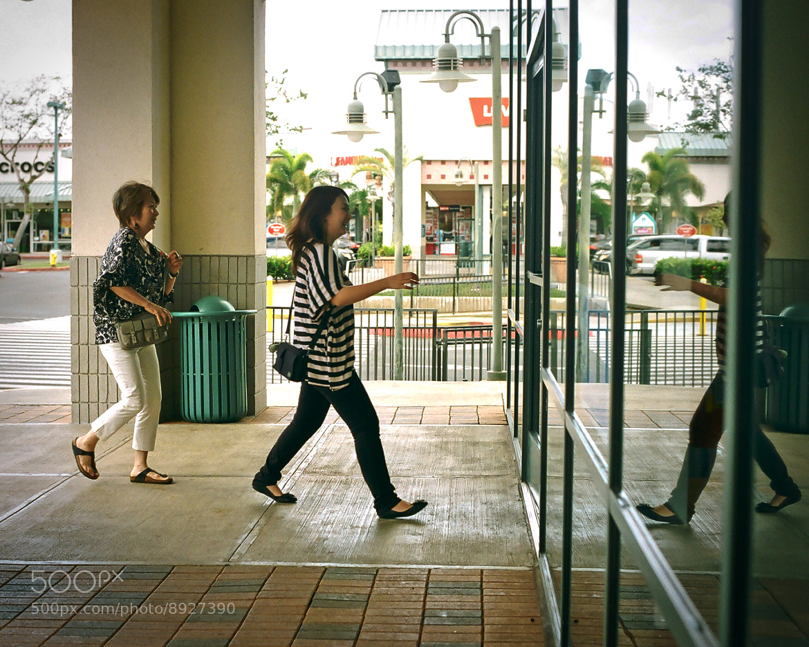 Photograph The Joy of Shopping by Virgil Gabriel on 500px