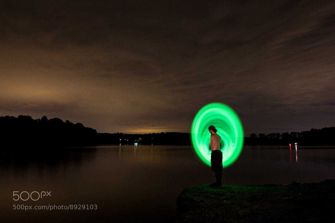 Photograph Lakeside Wormhole by Ryan Helweg on 500px