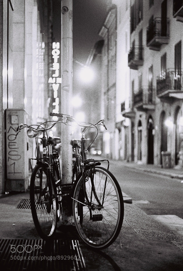 Photograph Night in Milan by Sândalo Jhony Gomes on 500px