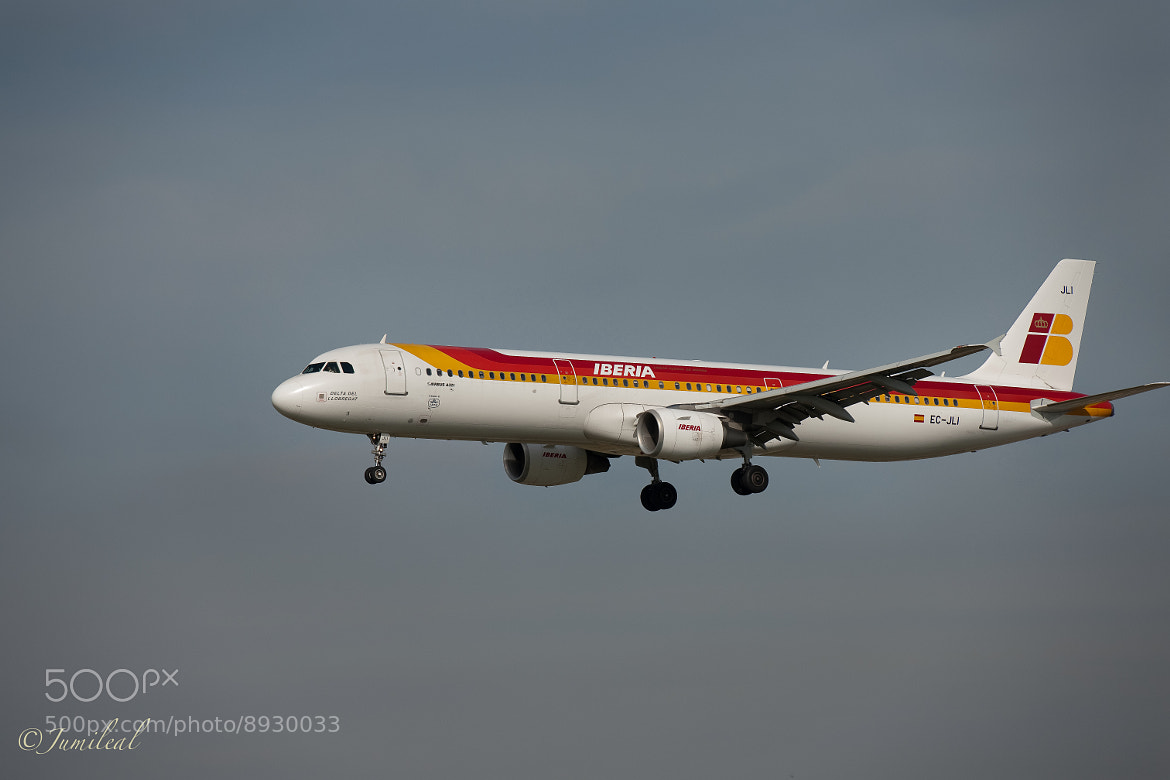 Photograph Aviones by JuMiLeAl  on 500px