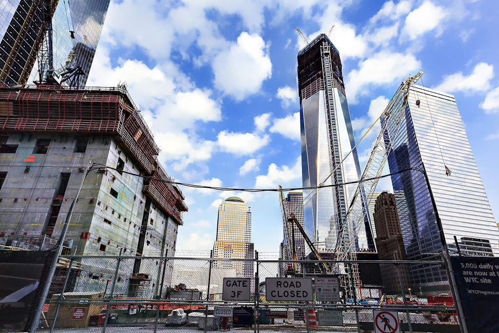 Photograph World Trade Centre site by John Clark on 500px