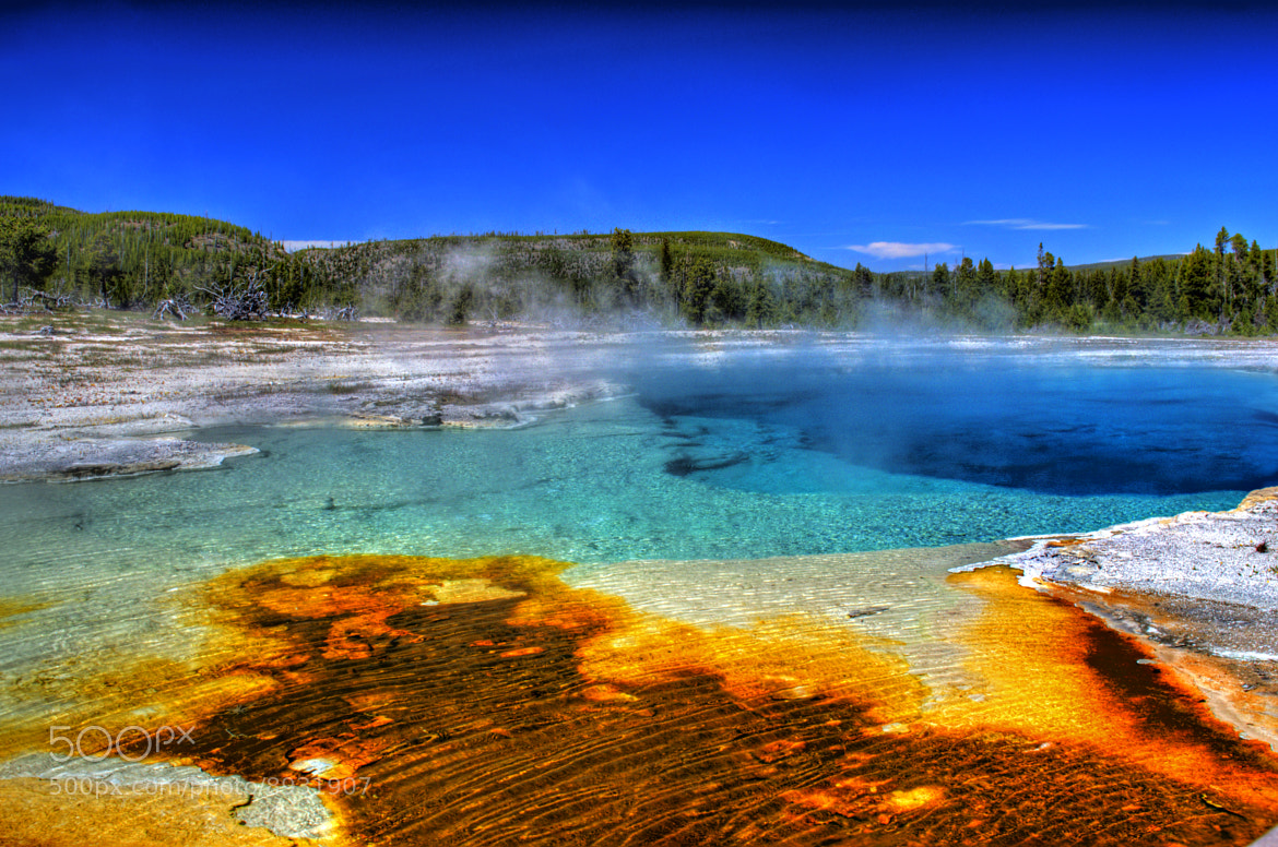 Photograph Turquoise Pool by Thomas Blake on 500px