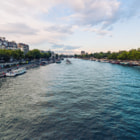 Постер, плакат: La Seine Paris
