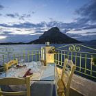 kalimnos restaurant - climbing life