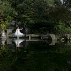 holland park wedding photo - london
