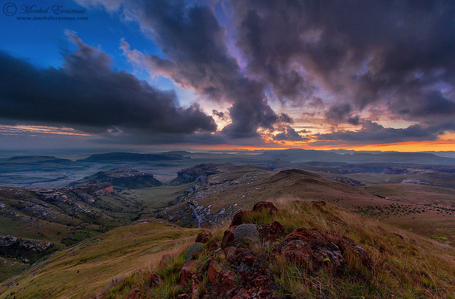 Photograph Dawn over Endless Lands by Morkel Erasmus on 500px