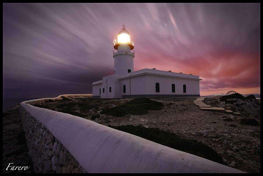 Cavalleria Lighthouse de Farero X en 500px.com