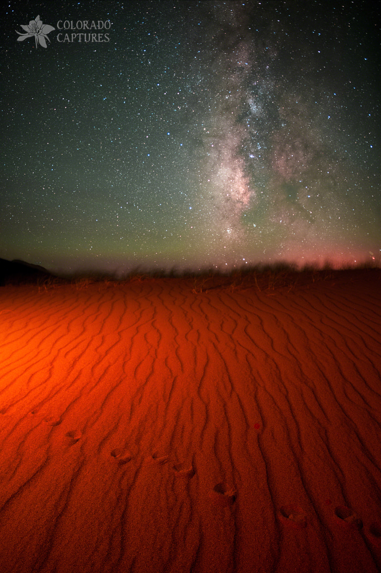 Photograph Mystery Under The Stars by Mike Berenson on 500px
