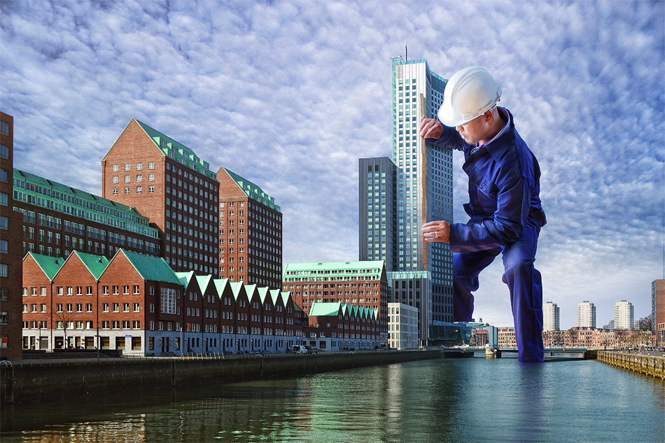 Photograph The Worker (part 3) by Adrian Sommeling on 500px
