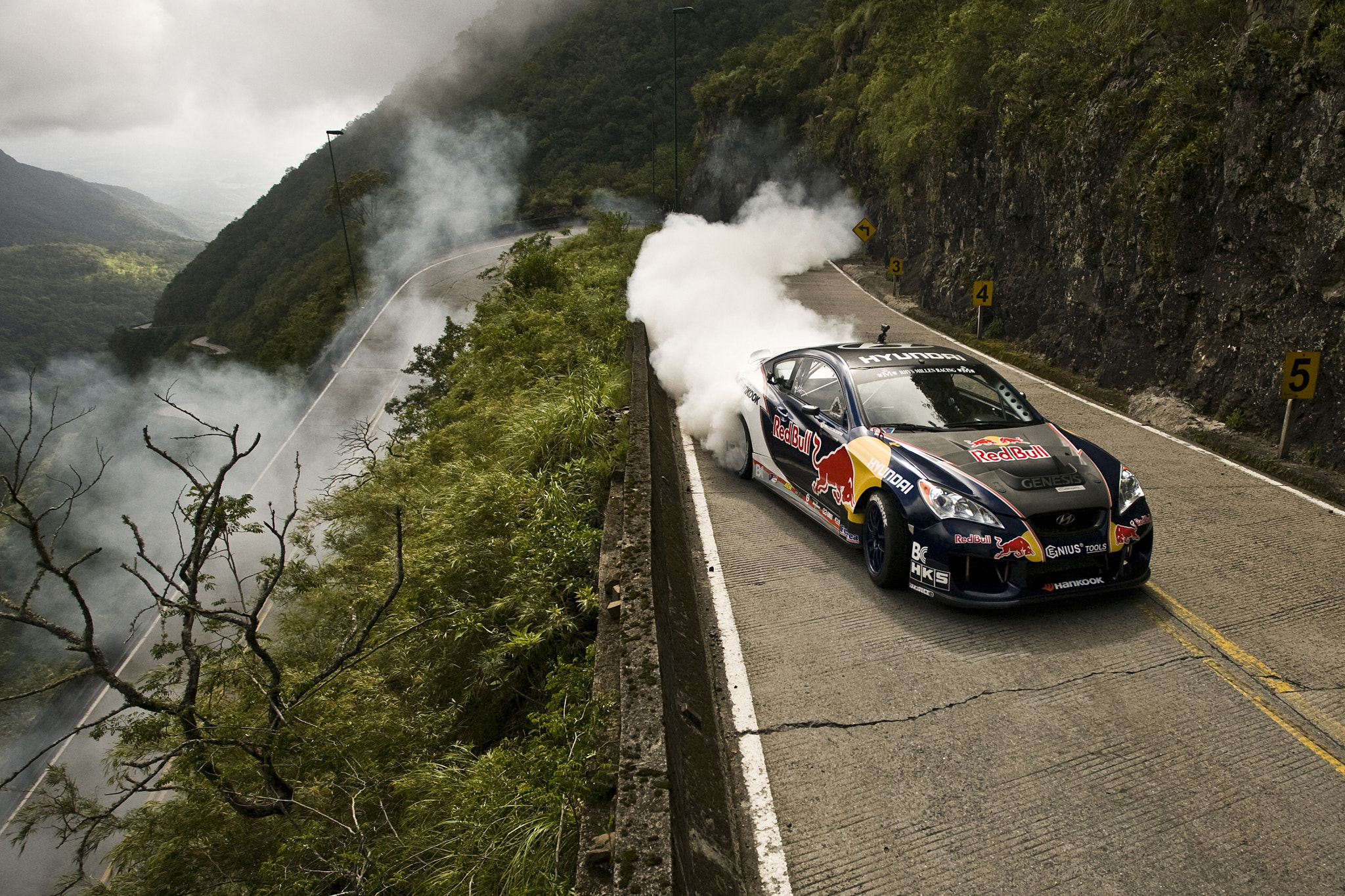 Photograph Red Bull Drifting Extreme by Bruno  Terena on 500px