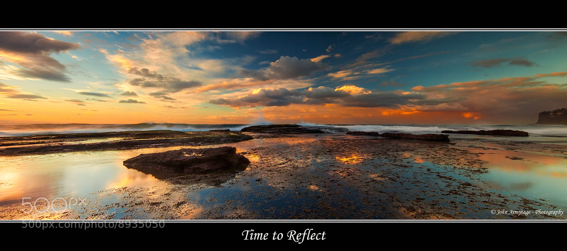 Photograph Time to Reflect by John Armytage on 500px