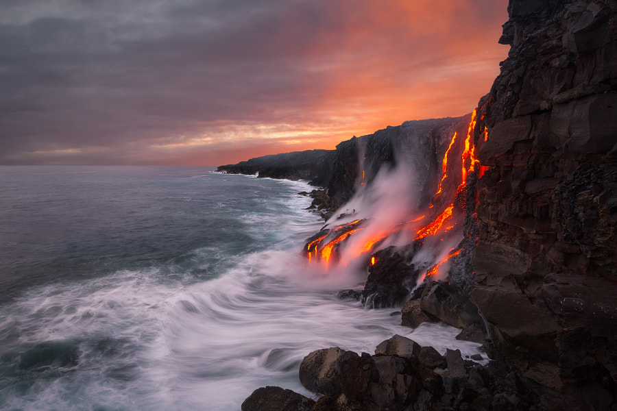 Photograph Pele's Destination by Tom Kualii on 500px