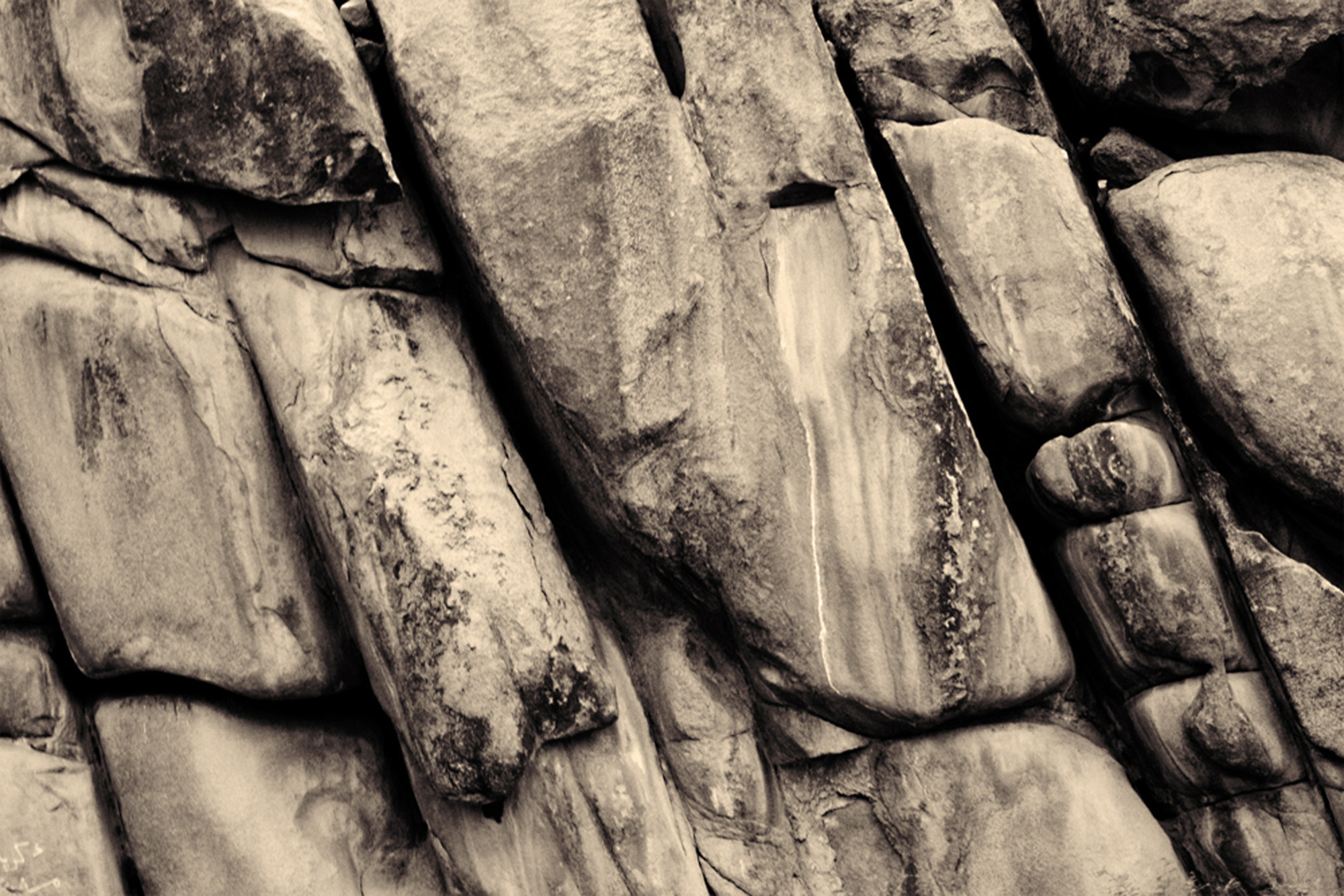 Photograph Abstraction (rock) by Sultan  Masoudi on 500px
