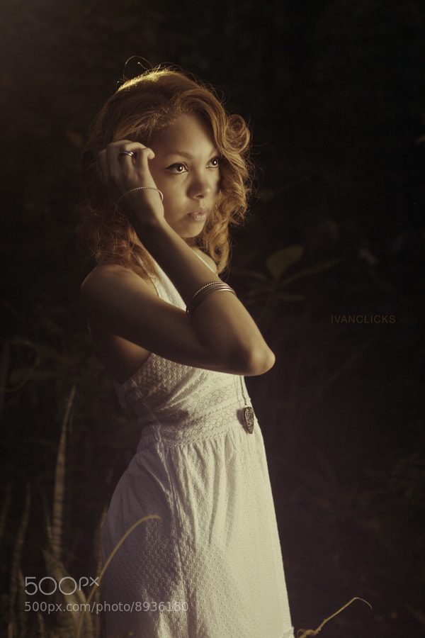Photograph Anaelle Photoshoot 1 by Ivan Pallen on 500px