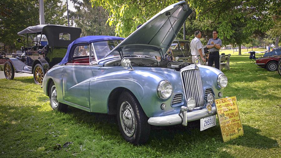 1953 Sunbeam Mark 1