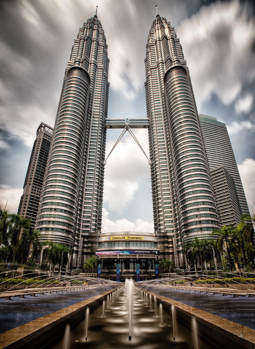 Photograph Petronas by Dean Mullin on 500px