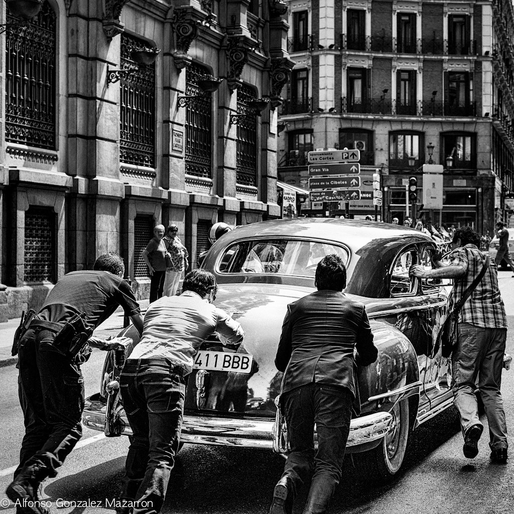 Photograph Madrid 12:20 by alfonso gonzález M. on 500px
